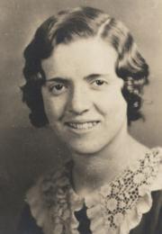 Dorothy Mildred Badders, 1932