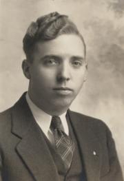 Richard Henry Zeigler, 1939