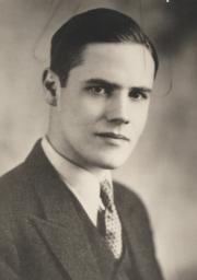 Alan M. Wolf, 1933