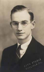 Gerald L. Zarfos, 1933
