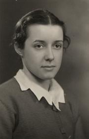 Jeanette O. Bastress, 1934
