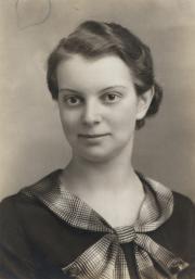 Helen Lorraine Anstine, 1935