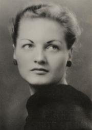 Mary R. Stevens, 1932