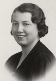 Grace E. Carver, c.1940