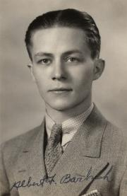 Albert F. Barbush, 1938