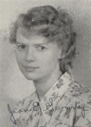 Jean E. Swomley, 1938