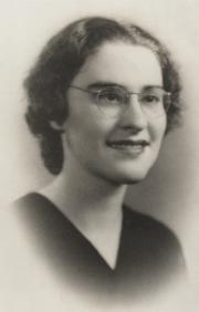 Kathryn E. Goodhart, c.1940