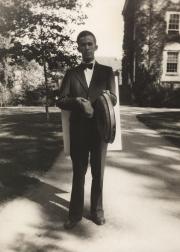 Thomas S. Bartram Jr, 1936
