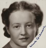 Jane A. Gilmore, 1940