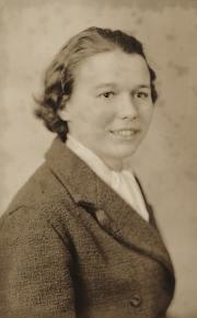 Dorothy Forsyth Swomley, 1940