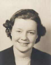 Dorothy Elizabeth Wright, 1940