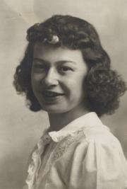Marian Elizabeth Cope, 1941