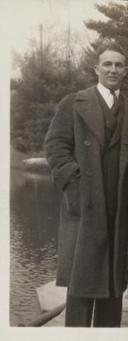 Irvin LeRoy Bee, c.1945