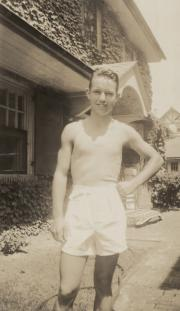John Burt, c.1940