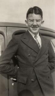Wilbur LaJesse Campbell, 1943