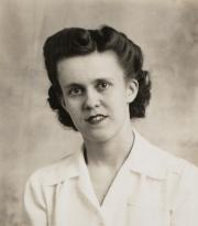 Ruth R. Cardell, 1943