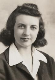 Mary Elizabeth Fields, 1943