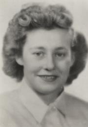 Emma Marie Gardiner, 1943