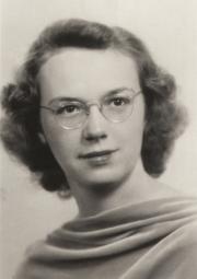 Anna M. Halpin, 1943