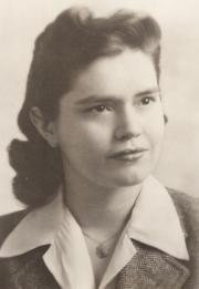 Mary E. Beegle, 1944