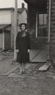 Jean Louise Bevan, c.1940