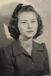 Virginia Vale Dreher, 1944