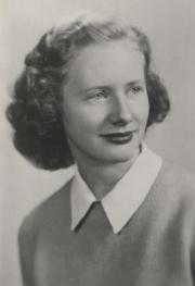 Jeanne Elizabeth Faddis, 1944