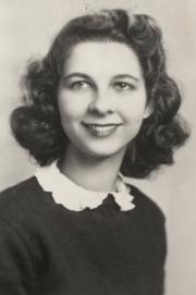 Harriet Louise Faupel, 1944