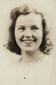 Jean Frances Carson, 1946