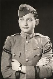 Ted Max Annenberg, c.1945