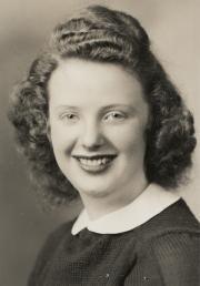 Ruth Lilian Brandt, 1947