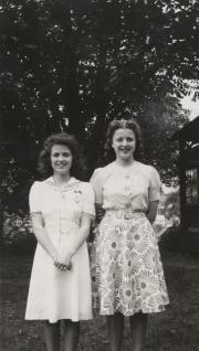 Gretta Patricia Callahan, c.1945