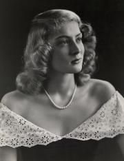 Mary Elizabeth Derr, 1947