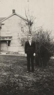Fred Clifford Stiner, c.1945