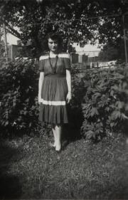Vivian Mae Bowman, 1947