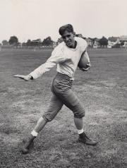 James Knox Abbott, 1950