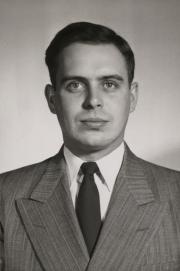 Wilber C. Bishop Jr., c.1960