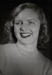 Joan Kathryn Davisson, c.1960