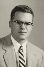 Bradford Yaggy Jr., 1955
