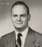 Paul Wesley Baker Jr., c.1960