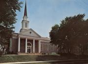 Allison Methodist Church, c.1960