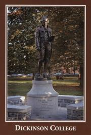 Benjamin Rush statue, c.2005