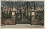 Class of 1900 Gateway, c.1920