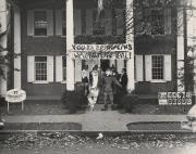 Homecoming spirit display by Phi Epsilon Pi, 1949
