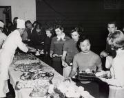 Homecoming buffet, 1951