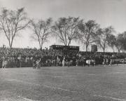 Homecoming crowd, 1951