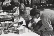 Homecoming buffet, 1970