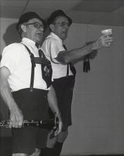 Oktoberfest at Homecoming, 1981