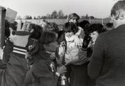 Gamma Phi Beta wins President's Cup, 1984