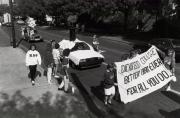 Sorority Homecoming floats, 1987